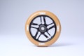 Envy 120mm Wheels - Gum / Black - Pair