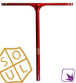 ENVY Soul Bars Red - New Size - 25 1/2'' High!