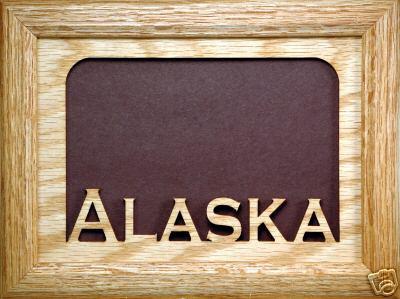 Alaska Photo Frame 5x7 Northland Frames And Gifts Inc