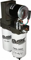 FASS Titanium 200 GPH Kit; 11'-16' Ford