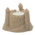 """4"""" sand castle tea light CAN05"""