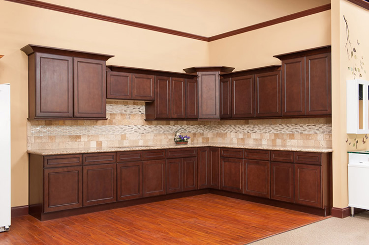 chocolate mahogany - Mahogany Kitchen Cabinets
