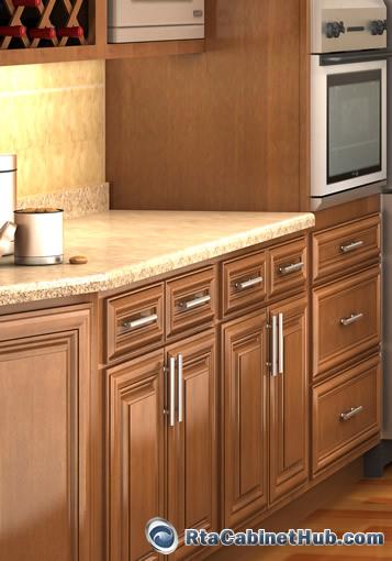 Light Maple Cabinets