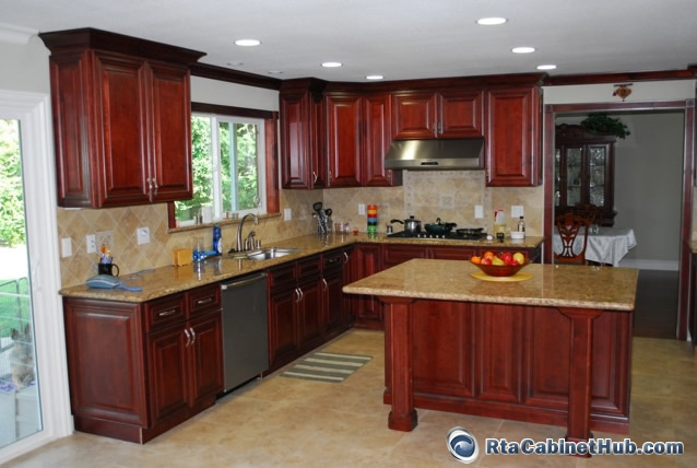 All Wood Kitchen Cabinets Rta