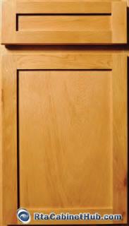 All Wood Cabinets Oak Shaker