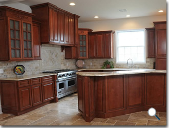 Mahogany Kitchen Cabinets For Sale