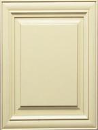 Cream Maple Glaze Sample Door