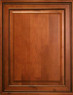 Mocha Maple Glaze Sample Door