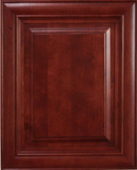 Mahogany Maple Sample Door