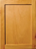Oak Shaker Sample Door