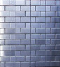 Stainless Steel Mosaic - V4
