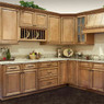 Savannah Maple Kitchen Cabinet Set