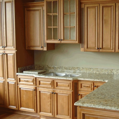Tahoe Cafe Glaze Kitchen Cabinet Set Rta Cabinet Hub
