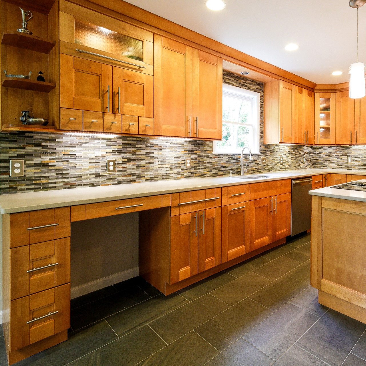 Birmingham Shaker Kitchen Cabinet Set Rta Cabinet Hub