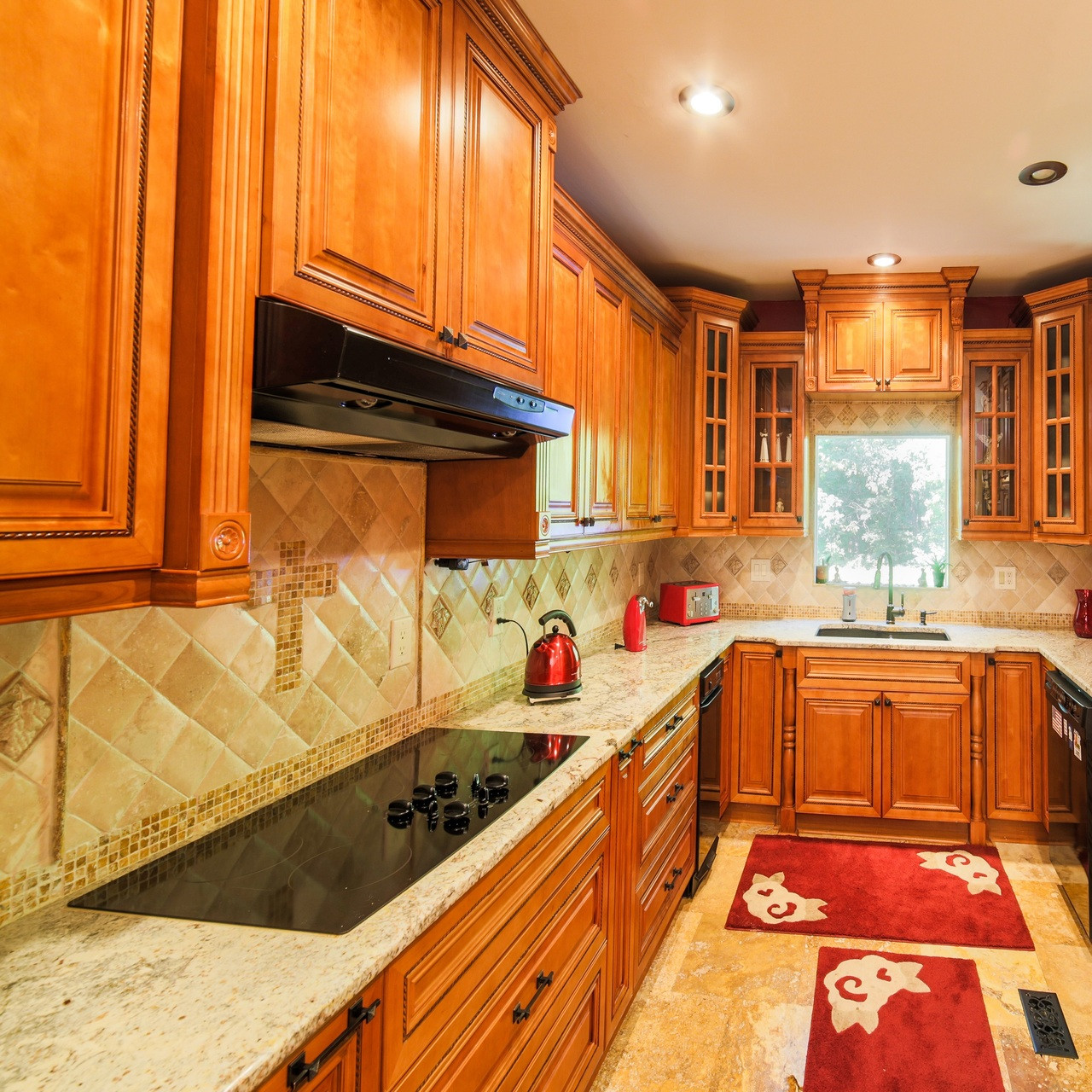 Tuscany Toffee Kitchen Cabinets Builders Surplus