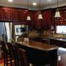 Pacifica Assembled Kitchen Cabinet Set