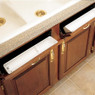 Sink Front Tray Kit 2 pr. Hinges and 2 Tray