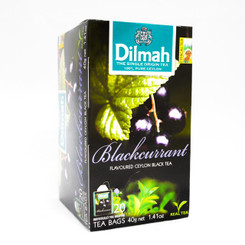 Blackcurrant Black Tea - Tbag Sachets (20's)