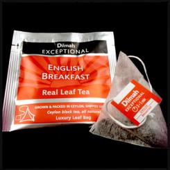English Breakfast - Luxury Tbag Sachets (50's)