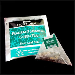 Fragrant Jasmine Green - Exceptional Luxury Tbag Sachets (50's)