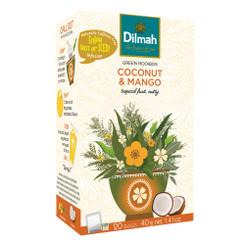 Coconut & Mango Infusion - Tag Tbag (20's)