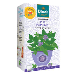 Pure Peppermint Infusion - Tag Tbag (20's)