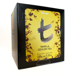 Vanilla Ceylon Black Tea - Loose Leaf Refill (100g)