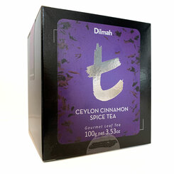 Ceylon Cinnamon Spice Tea - Loose Leaf Refill (100g)