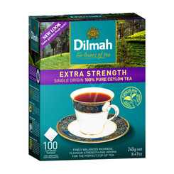 Dilmah Premium Extra Strength - Tagless  Teabags (100's)