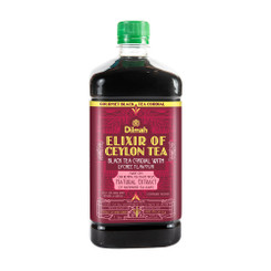Elixir Lychee Tea Concentrate 1L (makes 13L)