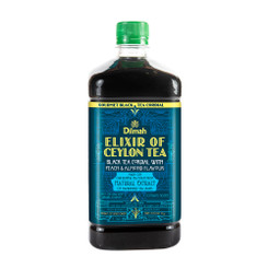 Elixir Peach & Almond Tea Concentrate 1L (makes 13L)
