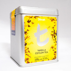 Vanilla Ceylon Tea - Loose Leaf (100g)