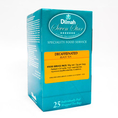 Decaffeinated Black Tea - Tbag Sachets (25's)