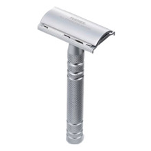 Feather AS-D1 All Stainless Double Edge Shaving Razor
