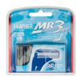 Feather MR3 Neo blade, 5 blades per catridge
