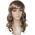 SHW-6 Long Wavy Synthetic Hair Wig