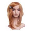 CHW-14 Blonde Medium Cosplay Hair Wig