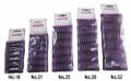 HR Brush hair roller 6pc/pk