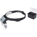 #1 Loop HeadBand Magnifier  1.7X, 2X, 2.5X, 3.5X, 4X
