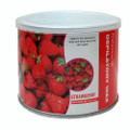 SS08  400g soft strip strawberry wax