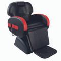 31810-N Barber Chair in Black