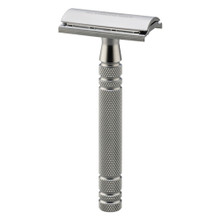 Feather AS-D2 All Stainless Double Edge Shaving Razor