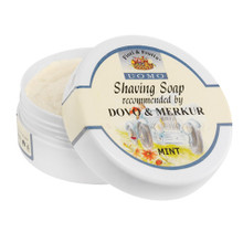 Dovo Shaving Soap 150ml, Mint