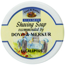 Dovo Shaving Soap 150ml, Eucalyptus