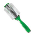 Vess C-150W 9-row brush, green