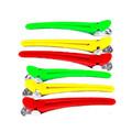 Hairizon color long clip 6pc/pk