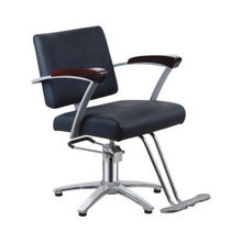 9013-047 styling chair, black