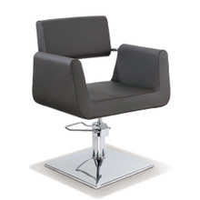 9022-047 styling chair, black