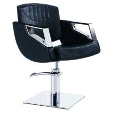 9011B-099 styling chair, black
