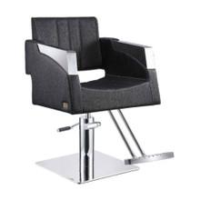 9011C-099 styling chair, black
